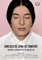 Dincolo de zona de confort - Marina Abramovic în Brazilia