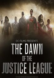 Poster Dawn of the Justice League