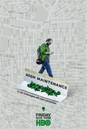 Poster High Maintenance
