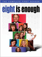 Poster Eight Is Enough