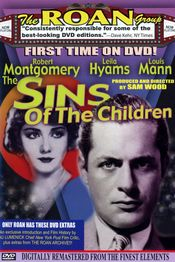 Poster The Sins of the Children