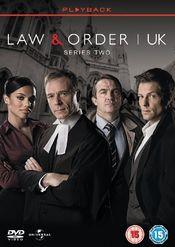 Poster Law & Order: UK