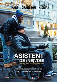 Poster ASISTENT DE (NE)VOIE