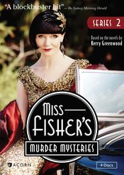 Poster Miss Fisher's Murder Mysteries