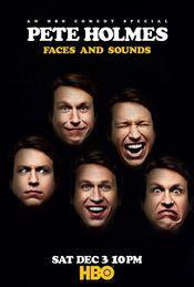 Pete Holmes: fețe și sunete