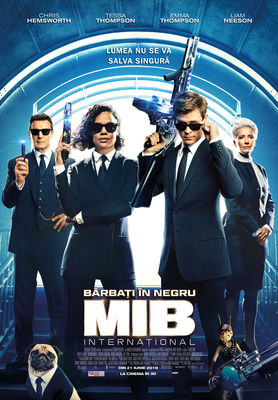 Men in Black: International (Barbati in negru international)