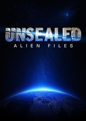 Poster Unsealed: Alien Files