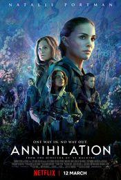 Poster Annihilation