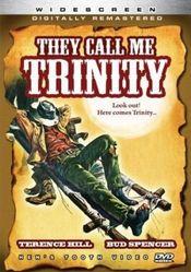 Poster Lo chiamavano Trinità