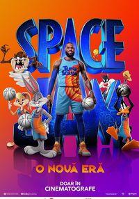 Poster SPACE JAM: O NOUA ERA - DUBLAT
