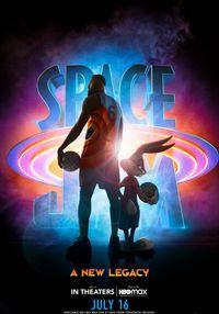 Poster SPACE JAM: O NOUA ERA