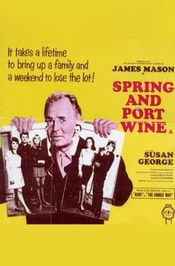Poster Spring and Port Wine