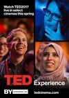 Sesiunea de premiere TED