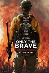 Poster Only the Brave