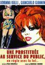 Film - Una prostituta al servizio del pubblico e in regola con le leggi dello stato