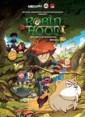 Poster Robin Hood: Mischief in Sherwood