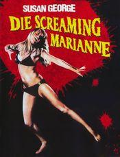 Poster Die Screaming, Marianne