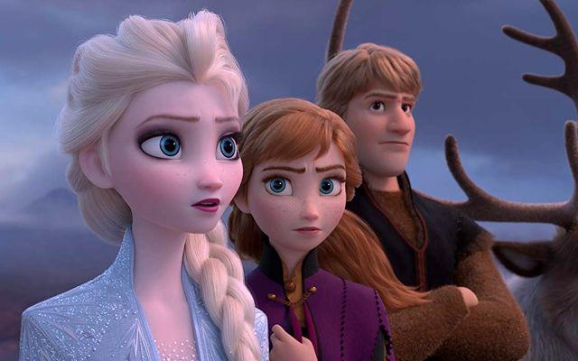 Film - Regatul de gheață II