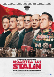 Poster The Death of Stalin