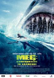 Poster The Meg