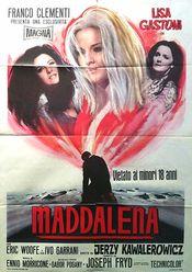Poster Maddalena