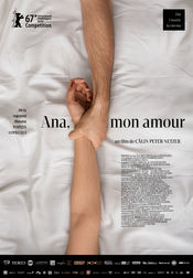Poster Ana, mon amour