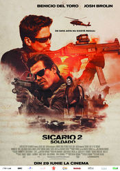 Poster Sicario: Day of the Soldado