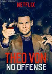 Poster Theo Von: No Offense