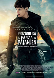 Poster The Girl in the Spider's Web