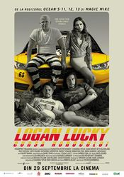 Poster Logan Lucky