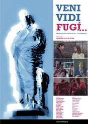 Poster Veni, Vidi, Fugi: I came, I saw, I fled