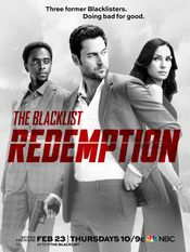 Poster The Blacklist: Redemption