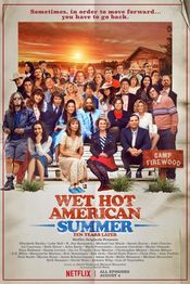 Poster Wet Hot American Summer: Ten Years Later