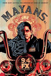 Poster Mayans M.C.