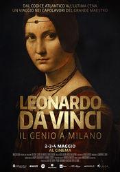 Poster Leonardo da Vinci - Il genio a Milano
