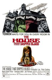 Poster The House That Dripped Blood