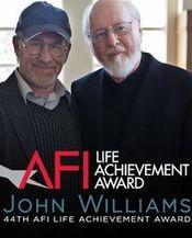 Poster AFI Life Achievement Award: A Tribute to John Williams