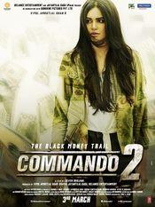 Poster Commando 2