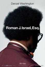 Poster Roman J Israel, Esq.