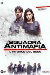 Poster Squadra Antimafia 8 Il ritorno del Boss