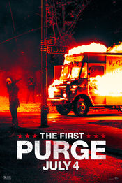 Poster The First Purge