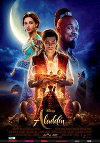 Poster ALADDIN - 3D