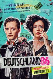 Poster Deutschland 86