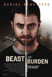 Poster Beast of Burden