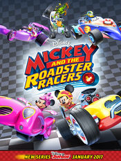 Poster Mickey and the Roadster Racers