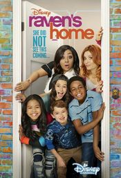 Poster Raven's Home