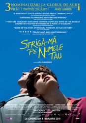 Call Me by Your Name (2017) Online Subtitrat HD