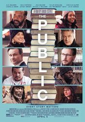 Poster The Public