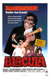 Poster Blacula
