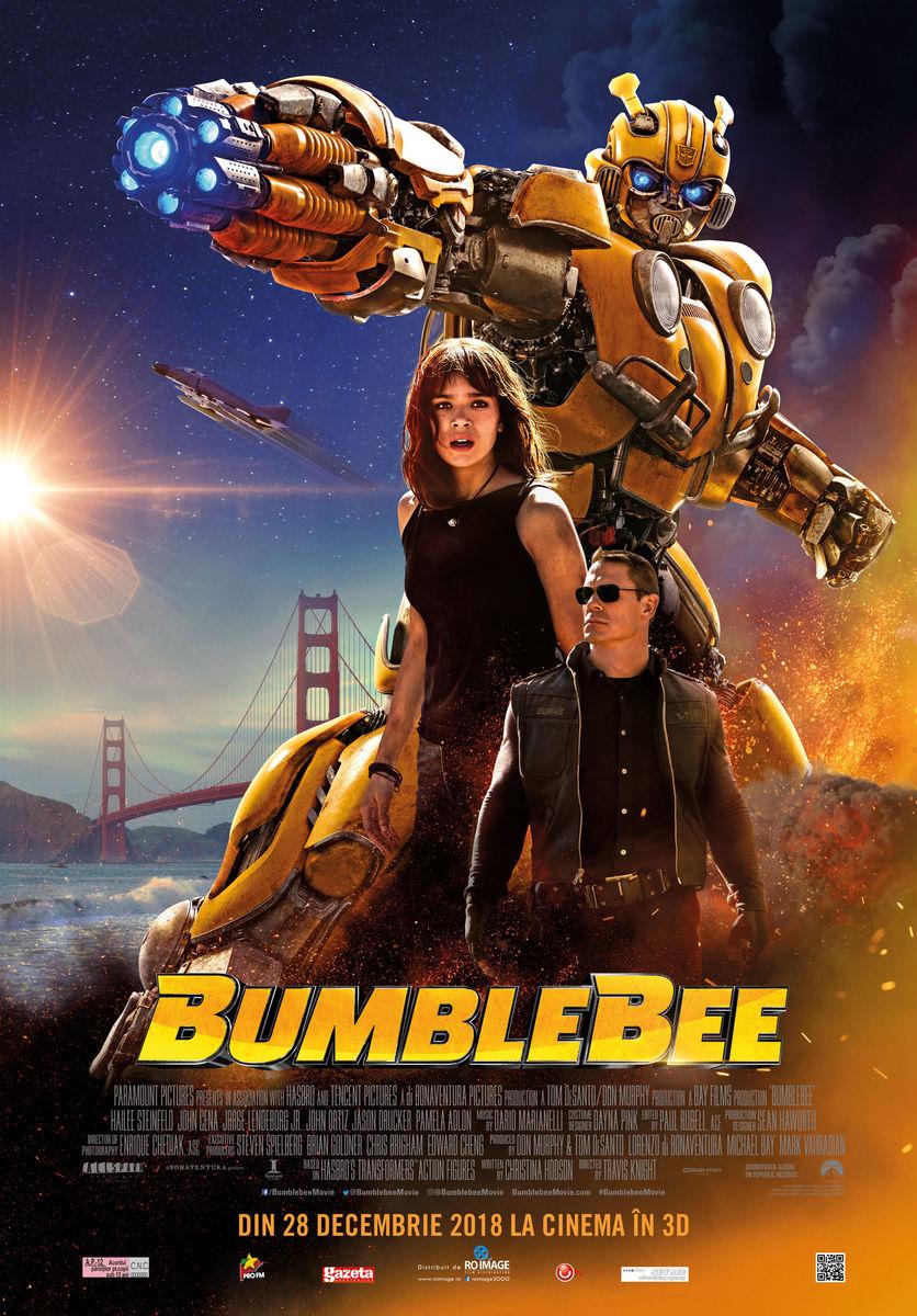 Bumblebee (2018) Online Gratis